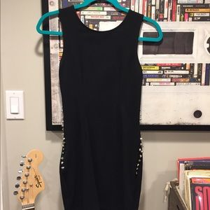 Forever 21 Dresses - Studded bodycon dress
